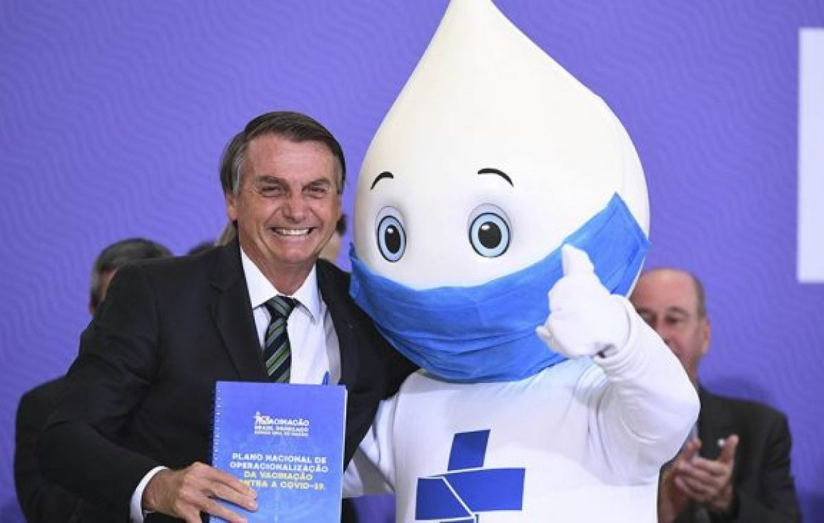 Si fracasa el proceso de vacunación, Bolsonaro podría ir a juicio político