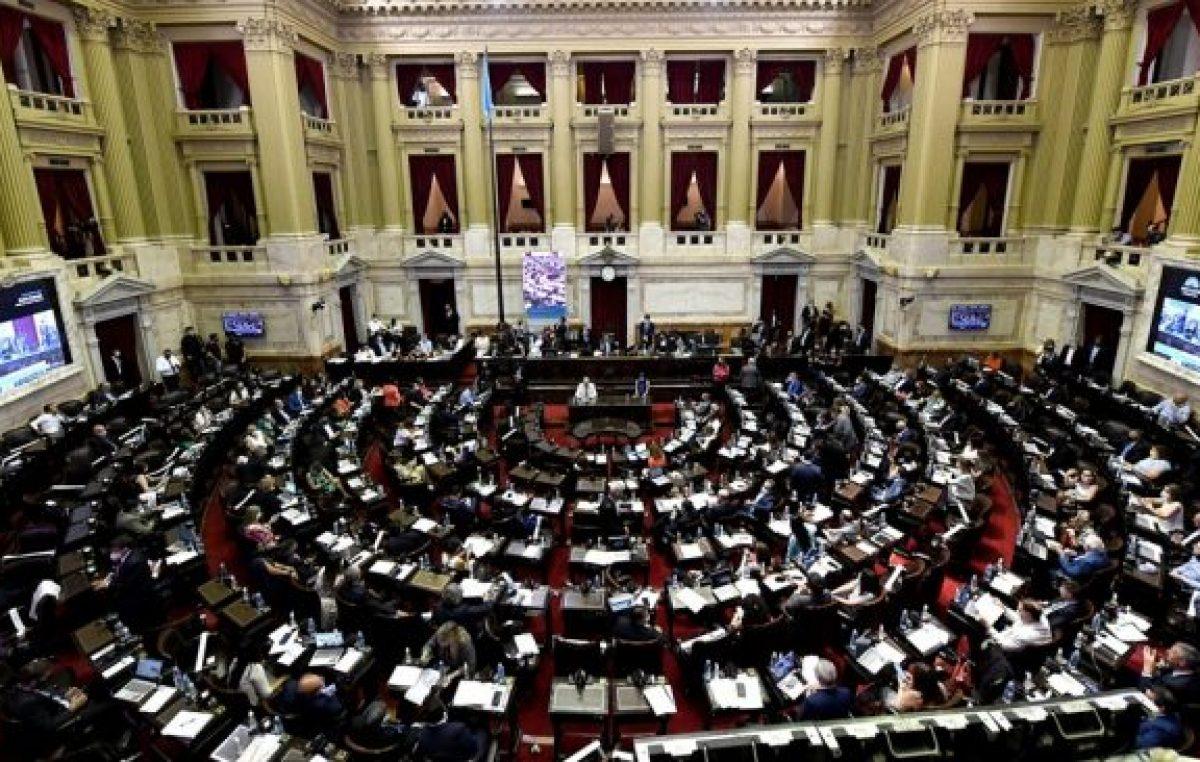 Buscan debatir en la primera sesión de extraordinarias un conjunto de proyectos económicos