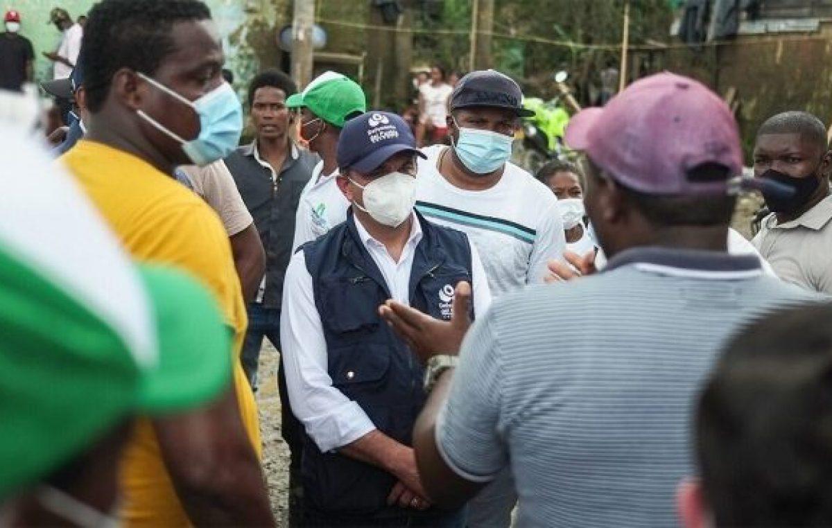 Por la violencia, más de 28.000 colombianos debieron abandonar sus hogares