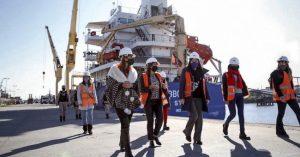 Buenos Aires: Ponen en marcha políticas para a corregir desigualdad de género en puertos