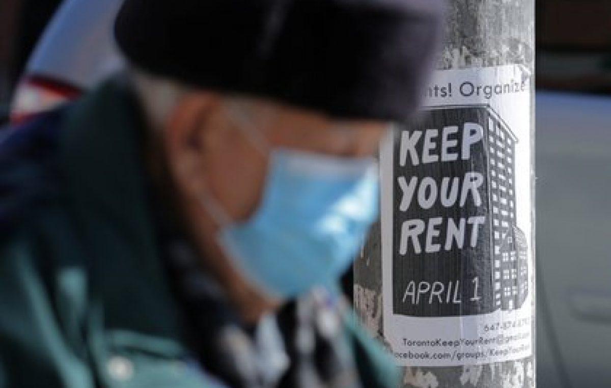 Estados Unidos: entre 30 y 40 millones de inquilinos están en riesgo de quedar en la calle