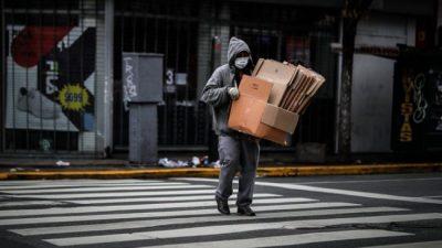 Chubut fue una de las dos provincias donde se perdieron más empleos durante 2020
