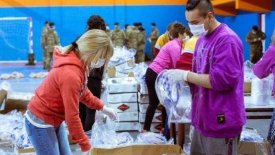 Santa Fe: Más de tres mil millones de pesos en asistencia alimentaria y una apuesta superadora