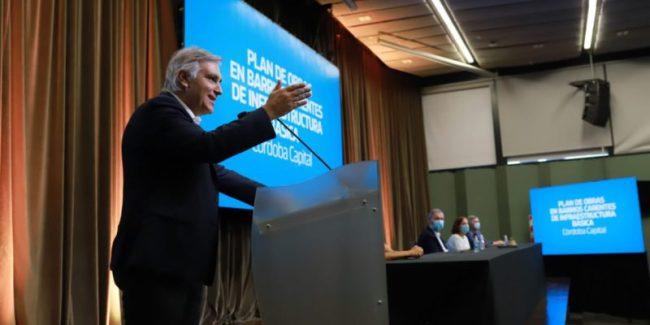 Schiaretti y Llaryora anunciaron obras por más de $2 mil millones en la capital cordobesa