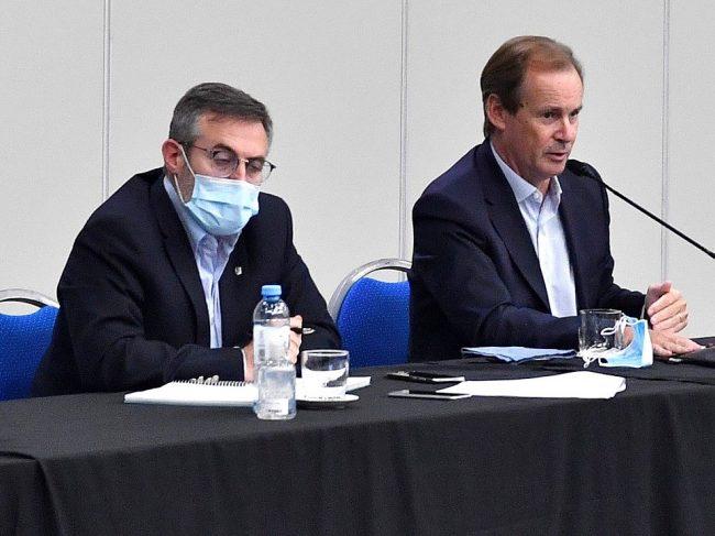 Entre Ríos: La Liga de Intendentes Justicialistas apoyó al Gobierno en la negociación de la deuda con cuestionamientos a la oposición