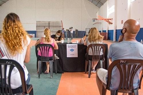 La Municipalidad de San José (Entre Ríos) inscribió más de 200 personas al plan nacional que apunta a mejorar la empleabilidad