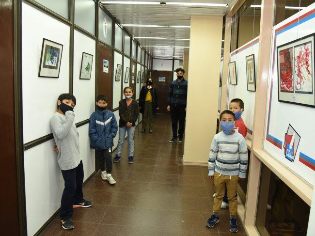 Continúa la puesta en valor de los edificios municipales en Concepción