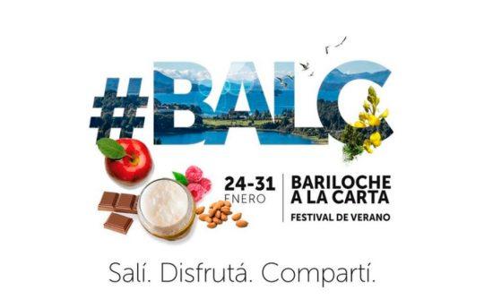 Del 24 al 31 de enero vuelve Bariloche a la Carta