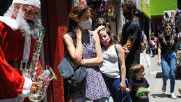 Rosario: Los comerciantes de calle San Luis cerraron el 2020 con una caída del 20 por ciento en las ventas