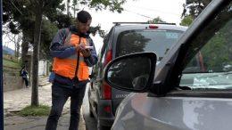 Bariloche: Tras una caída de 20 millones de pesos, el estacionamiento medido ve señales de recuperación