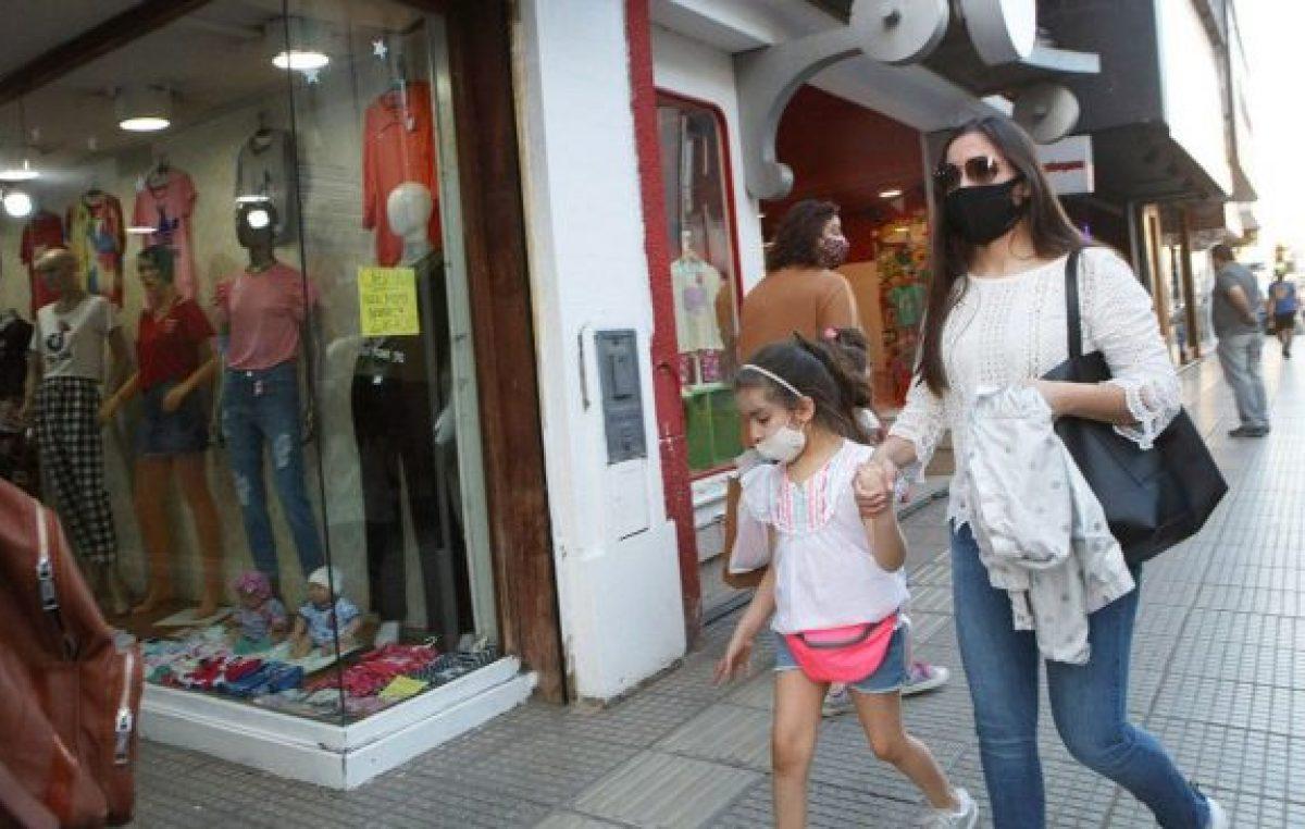Comercio en Río Cuarto: advierten que en 2020 se perdió el 15% de los puestos de trabajo