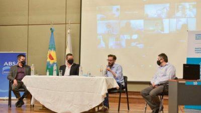 La Provincia Buenos Aires adjudicó obras, 53 pozos de agua para 18 municipios