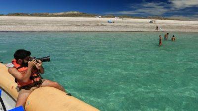 Punta Villarino, el caribe secreto de la Patagonia cercano a Las Grutas