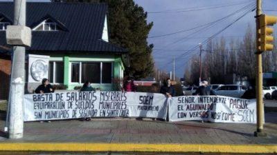 Importante avances en el encuentro entre el SOEM Perito Moreno y el ejecutivo