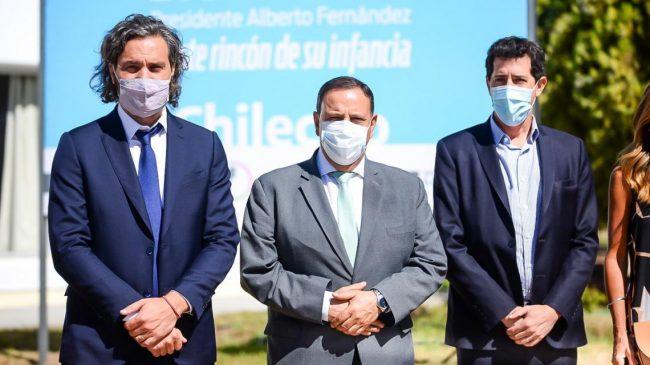 """Santiago Cafiero: """"Queremos avanzar en una agenda que contemple las mismas oportunidades"""""""