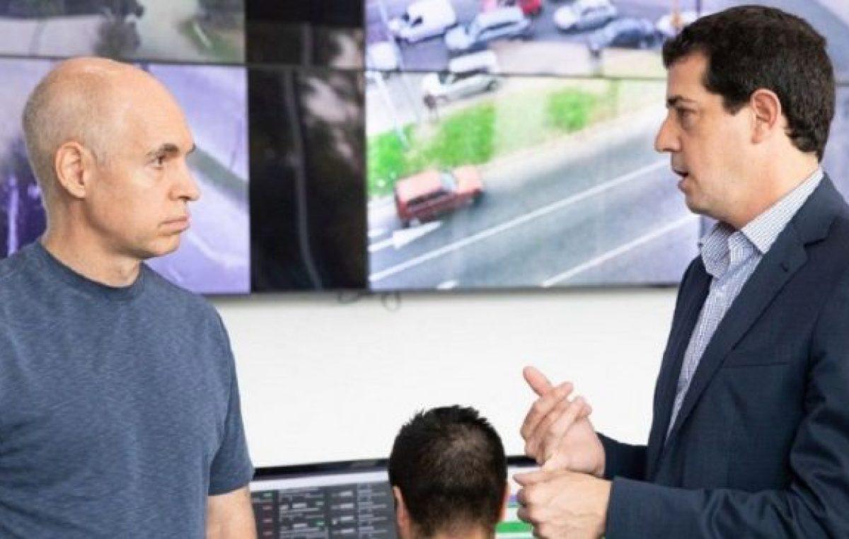 Coparticipación: Nación volvió a convocar a Horacio Rodríguez Larreta pese a su negativa