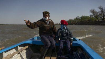 La pandemia de «los olvidados»: el Covid de la otra orilla del río Paraná