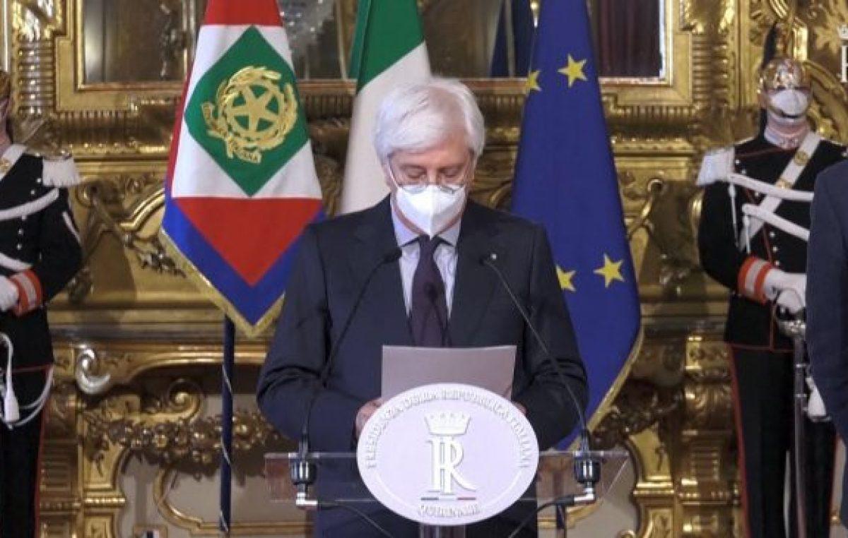 Italia: Con la renuncia de Conte, el presidente Mattarella toma las riendas de la crisis política italiana