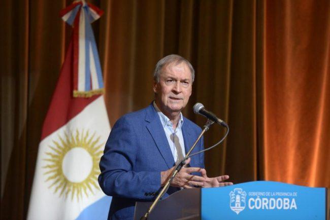"""Schiaretti: """"Córdoba logró reestructurar su deuda sin entrar en default"""""""