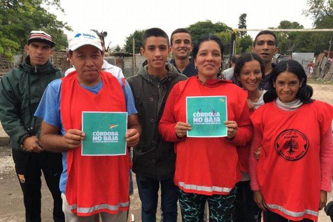 """Córdoba: Cooperativa de Cartonerxs-Recicladorxs """"Podemos"""", recolectar para reciclar"""