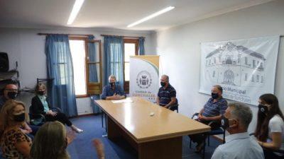 Los municipales sunchalenses firmaron nuevos acuerdos con el Ejecutivo local