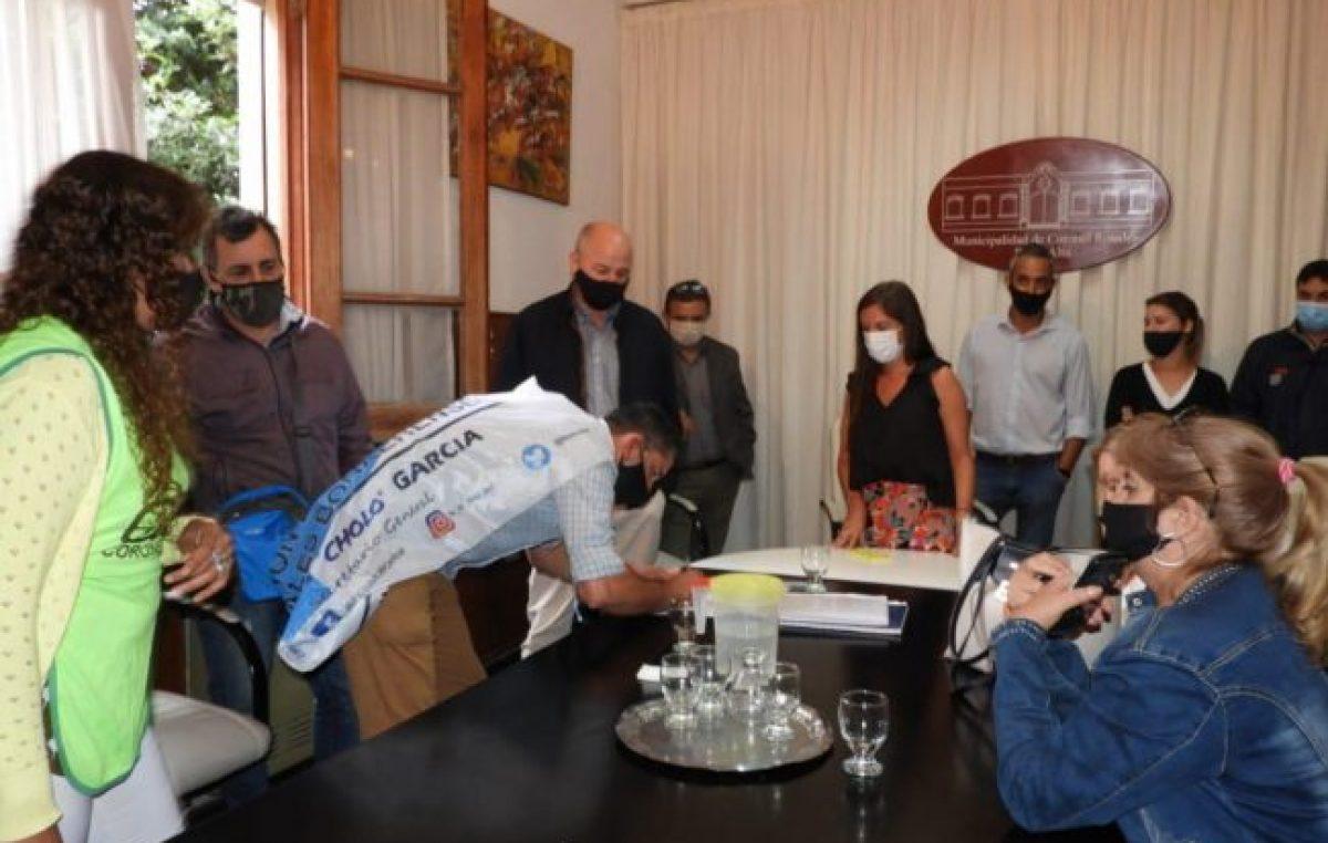 Tras un mes de conflicto, se levantó el paro de los municipales en Coronel Rosales
