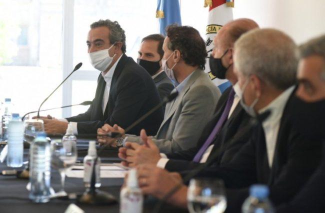 El intendente de Rosario acordó con Nación el financiamiento de obras en distintos barrios de Rosario