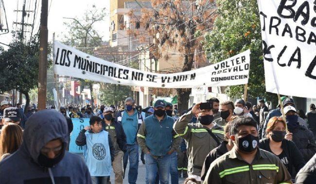 Negociaciones en Catamarca: el SOEM pide un aumento de al menos el 45% en blanco