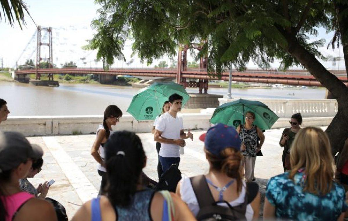 Santa Fe: Más de 2.000 personas participaron de los paseos de «Mi ciudad como turista»