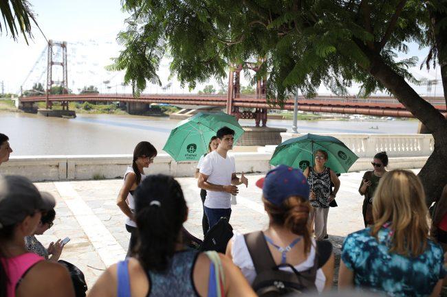 """Santa Fe: Más de 2.000 personas participaron de los paseos de """"Mi ciudad como turista"""""""