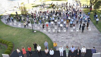 Incorporaron a planta permanente a 103 empleados municipales de Tigre