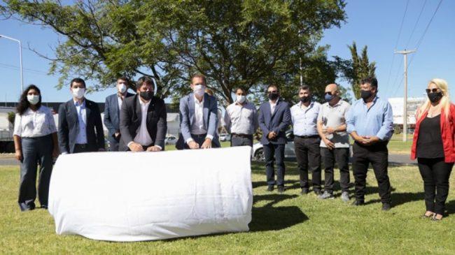 Neuquén: Un Gutiérrez más político repartió críticas y elogios rodeado de intendentes