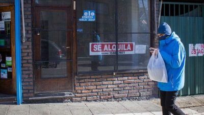 Bariloche: Aseguran que la eliminación del IFE disparó la cantidad de inquilinos endeudados