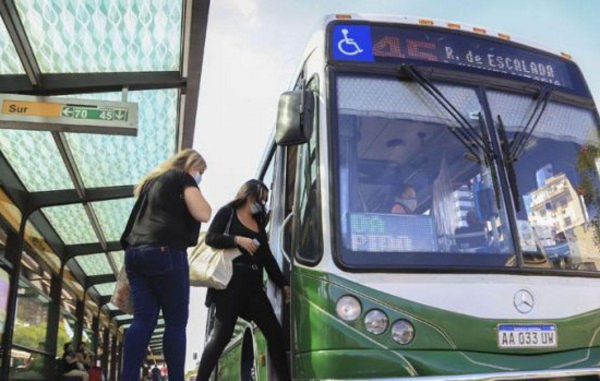 Transferirán $20.000 millones a las provincias para sostener el transporte público