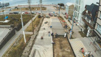 """Intendente de Ushuaia: """"Encendimos todos los motores de la obra pública en la ciudad"""""""