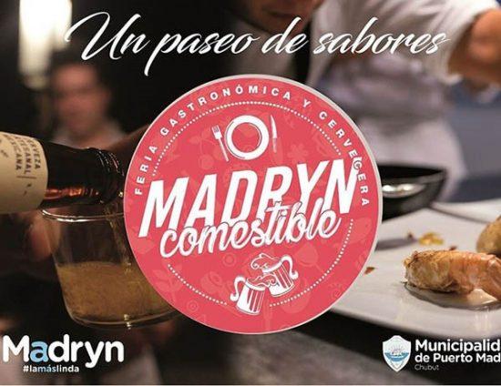Del 12 al 15 de febrero habrá otra Madryn Comestible
