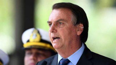 Bolsonaro anunció decretos para liberar compras de armas a civiles: «No le temo a un pueblo armado»