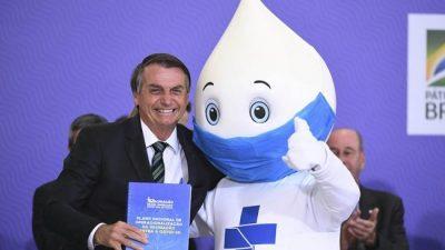 La Iglesia denunció a Bolsonaro ante la ONU y la OMS por la gestión de la pandemia