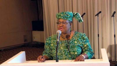 Okonjo-Iweala será la primera mujer en dirigir la Organización Mundial de Comercio