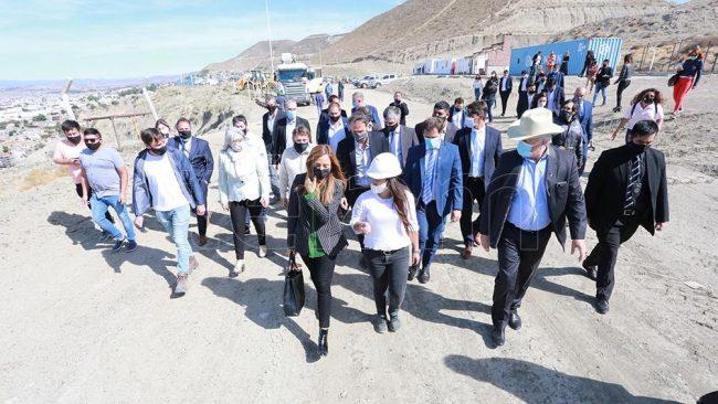 Anunciaron obras con aportes de Nación en el cumpleaños 120 de Comodoro Rivadavia