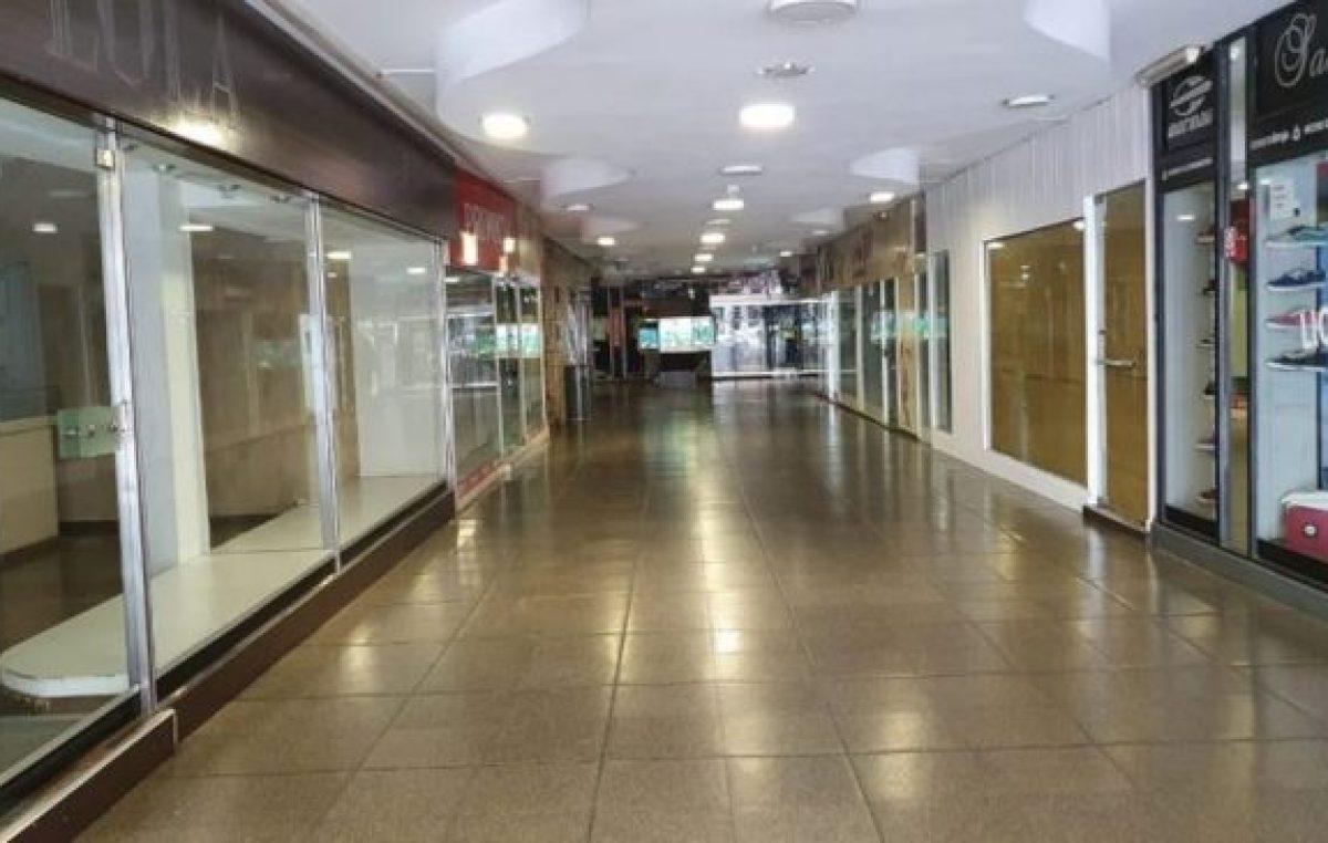 Galerías rosarinas en crisis: uno de cada cinco locales está cerrado