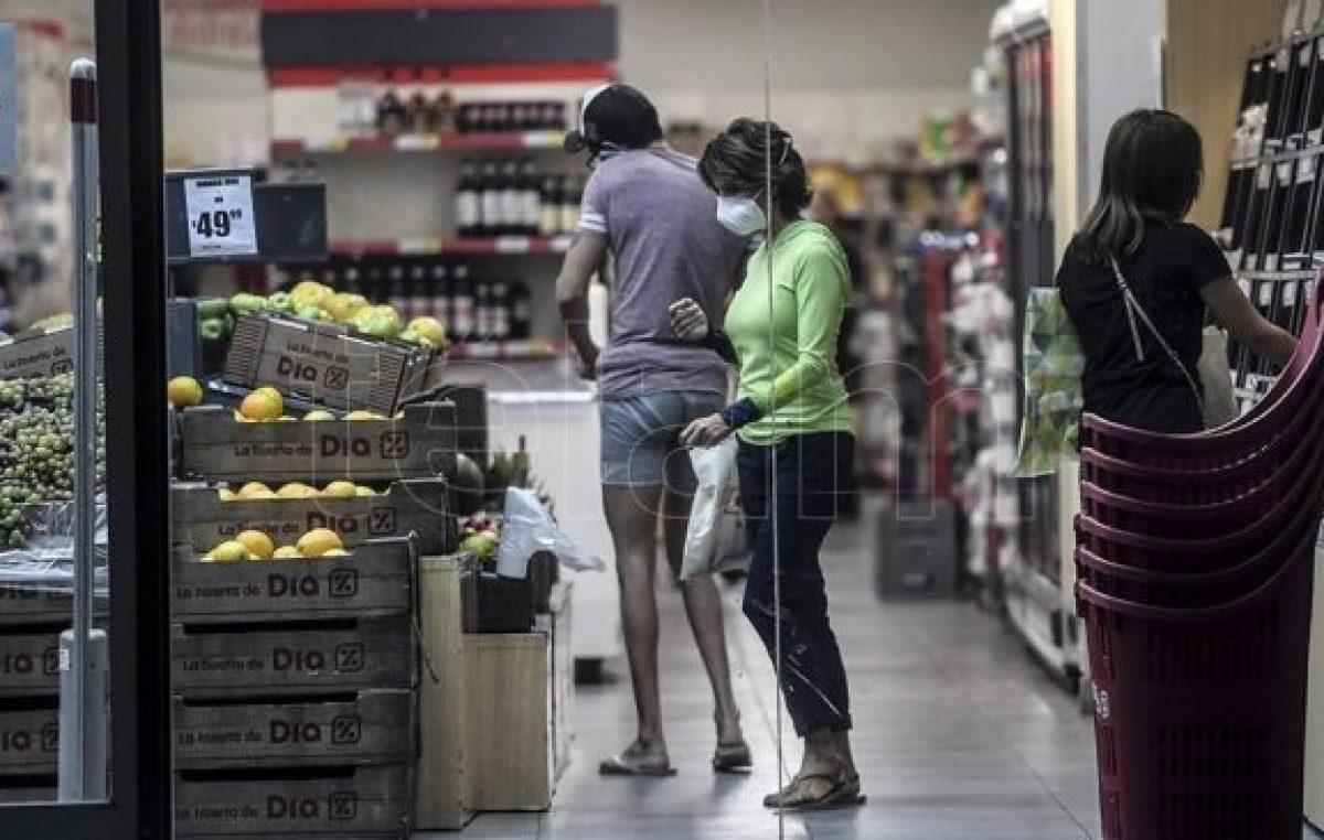Indec: Santa Fe, en la región con más alza de alimentos y bebidas