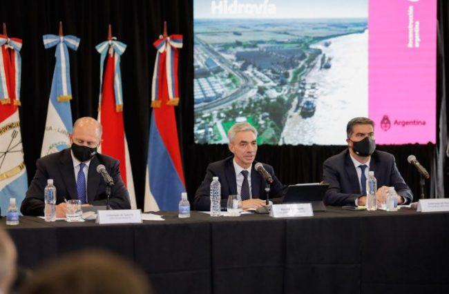 El Gobierno garantizará la navegación por el Paraná hasta que se licite la Hidrovía