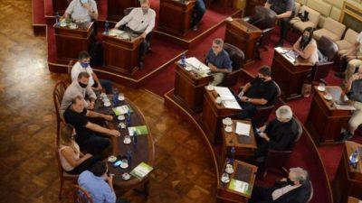 Senadores santafesinos del NES recibieron a dirigentes de FESTRAM