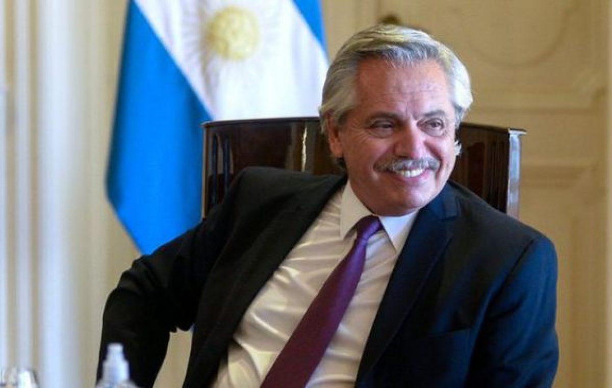 Para el Financial Times, Alberto Fernández se posiciona como un «líder natural en América Latina»