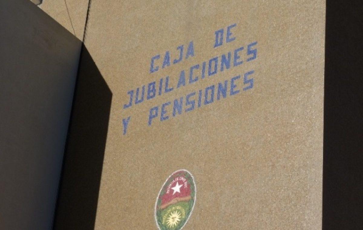 Entre Ríos recibió más de $ 4 mil millones para financiar el déficit de la Caja de Jubilaciones