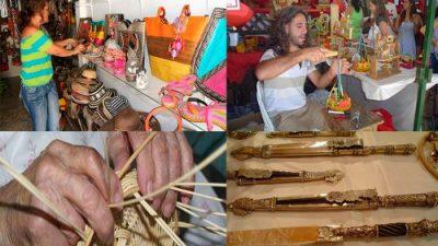 Comienza la 36ª edición de la Fiesta Nacional de la Artesanía de Colón