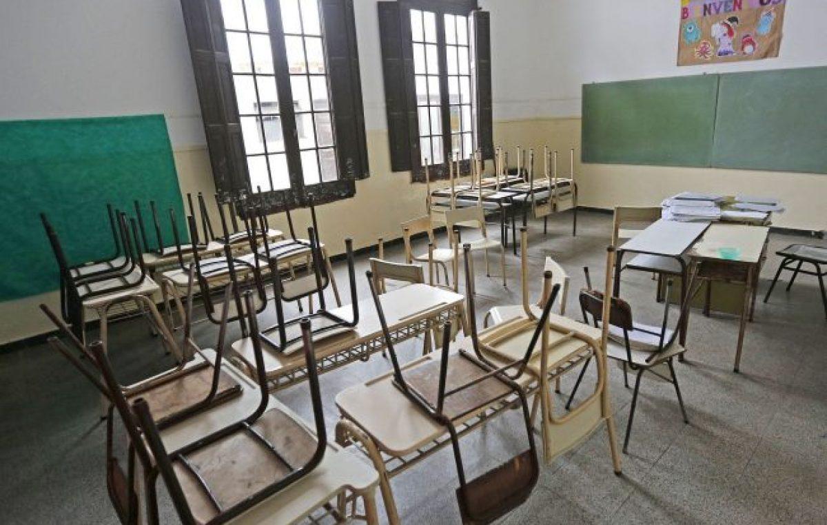 El Gobierno de Santa Fe transferirá casi 2 mil millones de pesos a municipios y comunas para edificios escolares