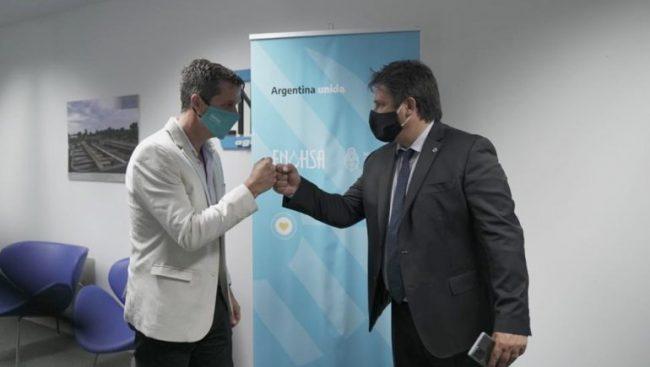 Con el aval de Nación, el municipio neuquino llevará el agua a los nuevos lotes de la meseta