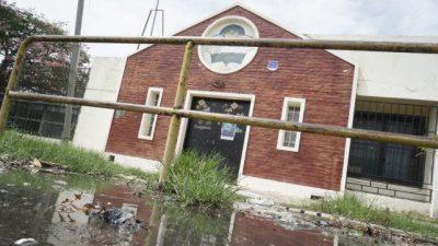 Rosario: «La pandemia contribuyó a visibilizar brutalmente el abandono de los edificios escolares»